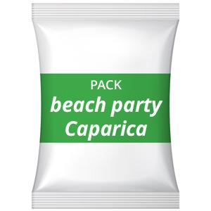 Pack festa de divórcio – Beach party, praia Costa de Caparica