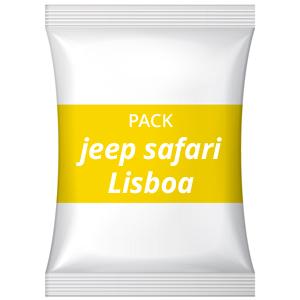 Pack festa de divórcio – Jeep safari – Restaurante Cisterna, Lisboa