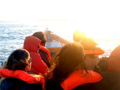 Lancha rápida – Speedboat