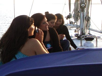 Bachelor and bachelorette party – Sailboat package