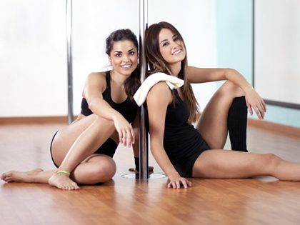Bachelor and bachelorette party – Pole dance package