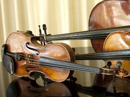 Violino ambiente
