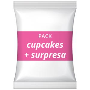 Pack Cupcakes eróticos + Animação surpresa