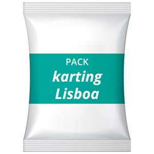Pack festa de divórcio – Karting – Restaurante Cisterna, Lisboa