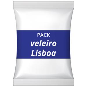Pack despedida de solteira(o) – Veleiro, Lisboa
