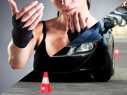 Workshop de condução avançada + defesa pessoal urbana