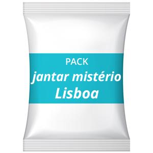 Pack festa corporativa – Jantar Mistério – Restaurante Cisterna, Lisboa