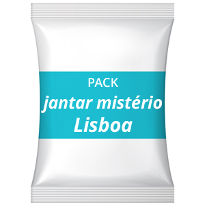 Pack festa corporativa – Jantar Mistério – Restaurante Nossa Lisboa, Lisboa