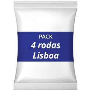 Pack festa de aniversário adultos – Aniversário Sobre 4 Rodas, Lisboa