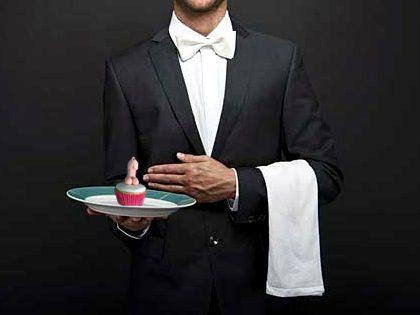 Empregada(o) falsa(o) + Cupcakes eróticos