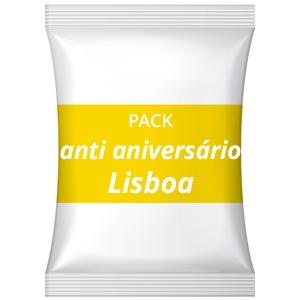 Pack anti aniversário – Restaurante Statvs, Lisboa