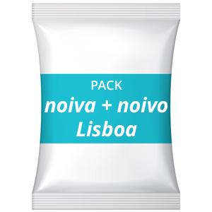 Pack despedida conjunta (noiva + noivo) – Restaurante Statvs, Lisboa