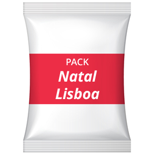 Pack festa corporativa de Natal – Restaurante Statvs, Lisboa