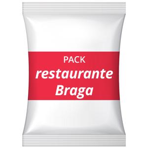 Pack despedida de solteira(o) – Restaurante Arroz de Feijão & Companhia, Braga