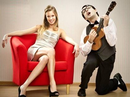 Serenata – O cantor é você