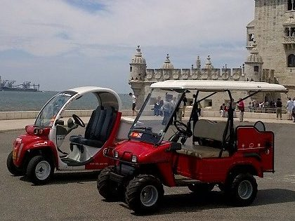 Bachelor and bachelorette party – Buggies tour package
