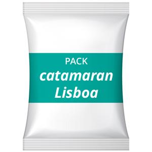 Pack festa de divórcio – Catamaran (noite), Lisboa