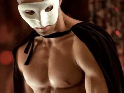 Empregada(o) falsa(o) sexy – Máscara