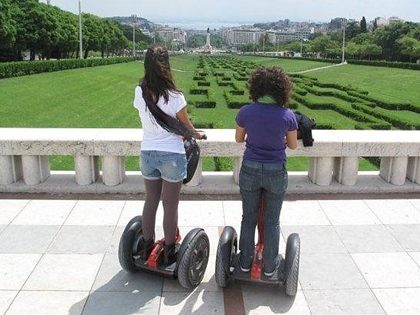 Bachelor and bachelorette party – Segways tour package