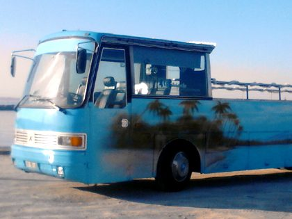 Bachelor and bachelorette party – Party bus (Oporto) package