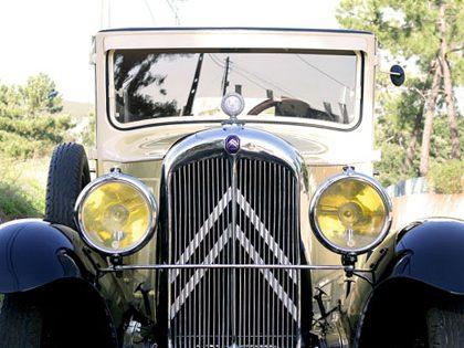 Transporte de automóvel clássico