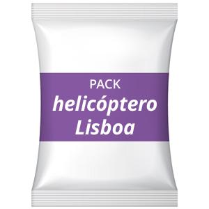 Pack festa de divórcio – Passeio Helicóptero – Restaurante Rock n' Sushi, Lisboa