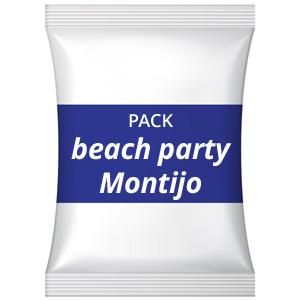 Pack festa de divórcio – Beach party (praia fluvial), Montijo