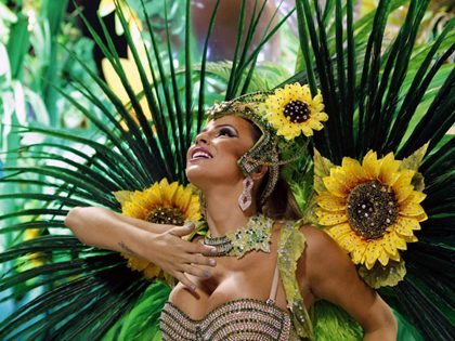 Workshop de Samba