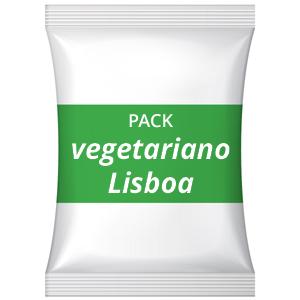 Pack festa de divórcio – Vegetariano – Restaurante Jardim dos sentidos, Lisboa