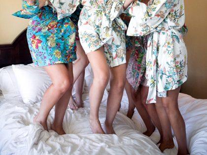 Festa do Pijama (para elas)