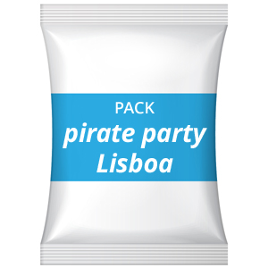 Pack festa de divórcio – Pirate boat party, Lisboa